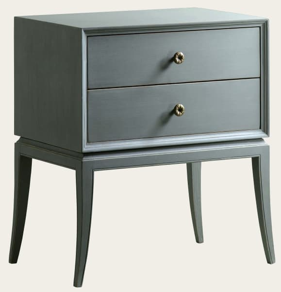 Mid033 14A – Bedside table with two drawers