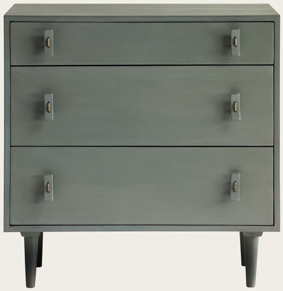 Mid 053V1 – Chest of drawers with wood handles