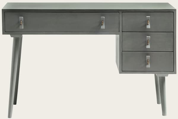 Mid 072V1 – Writing desk with wood handles