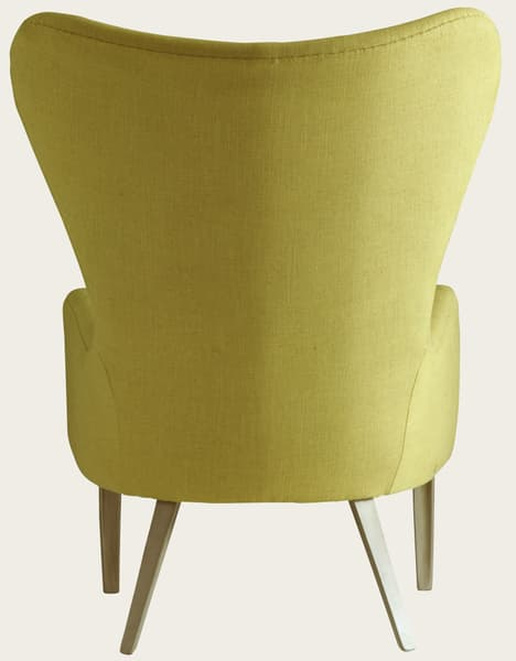 Yellow Chair V3 – Chair with metal legs