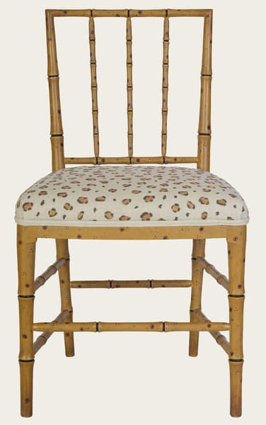 TRO026_01 – Faux Bamboo chair