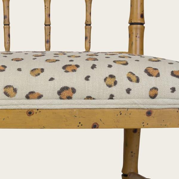 TRO026_01D – Faux Bamboo chair