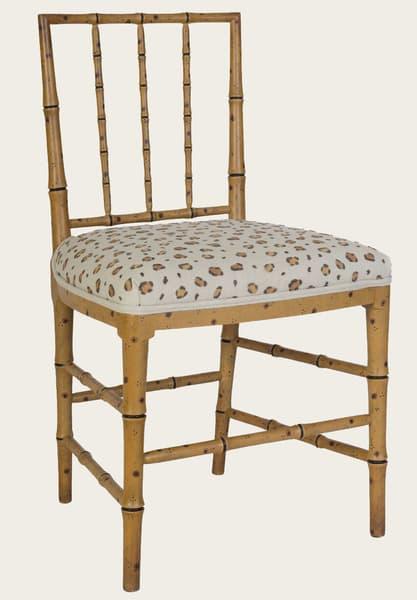 TRO026_01a – Faux Bamboo chair