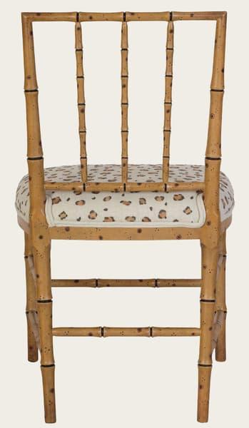 TRO026_01b – Faux Bamboo chair