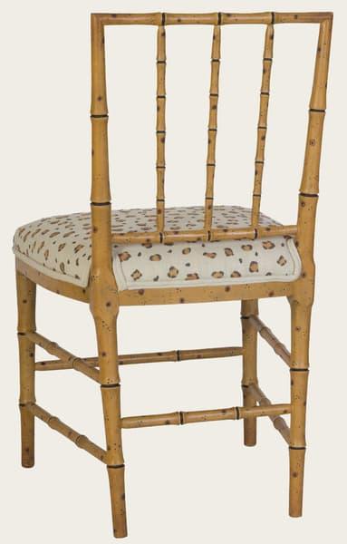 TRO026_01ba – Faux Bamboo chair
