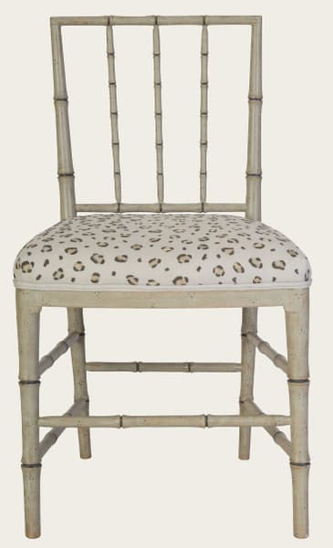 TRO026_10D – Faux Bamboo chair
