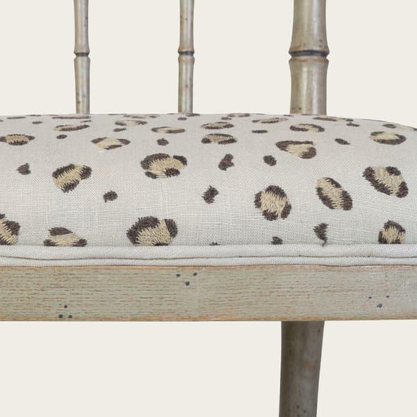 TRO026_10DD – Faux Bamboo chair