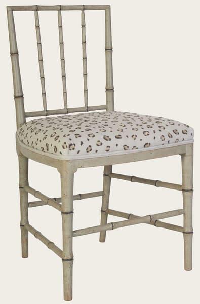 TRO026_10Da – Faux Bamboo chair