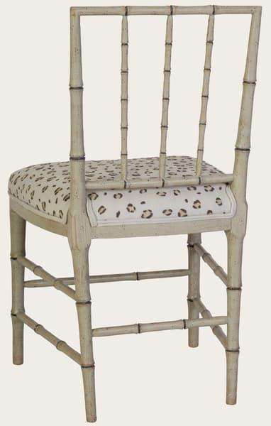 TRO026_10Dba – Faux Bamboo chair