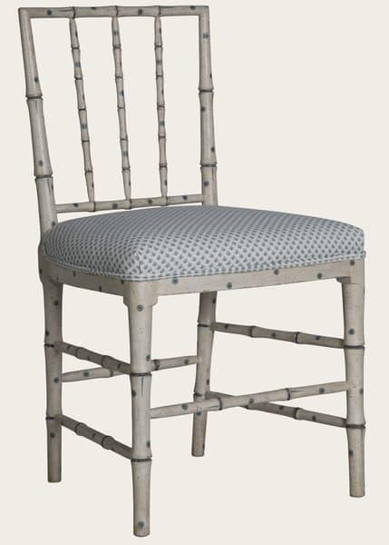 Tro026 38 Ba – Faux Bamboo chair
