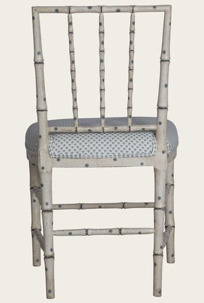 Tro026 38 Bb – Faux Bamboo chair
