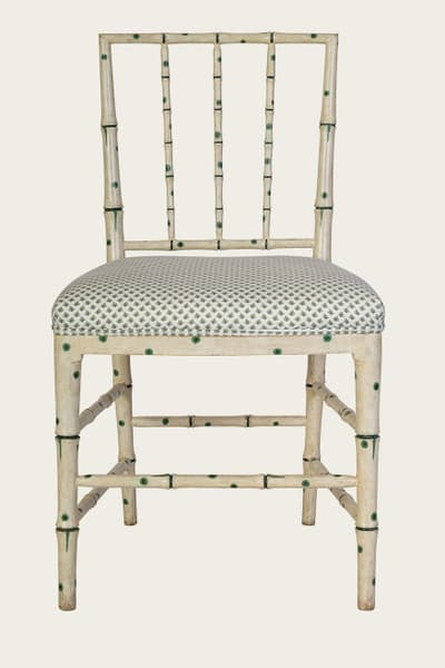 TRO026_38G – Faux Bamboo chair