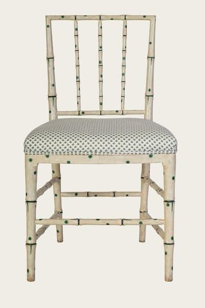 TRO026_38G – Faux Bamboo chair