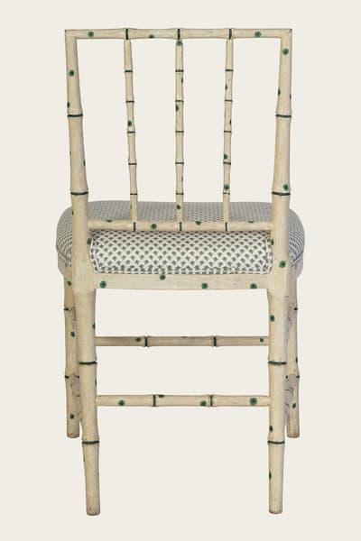 TRO026_38Gb – Faux Bamboo chair