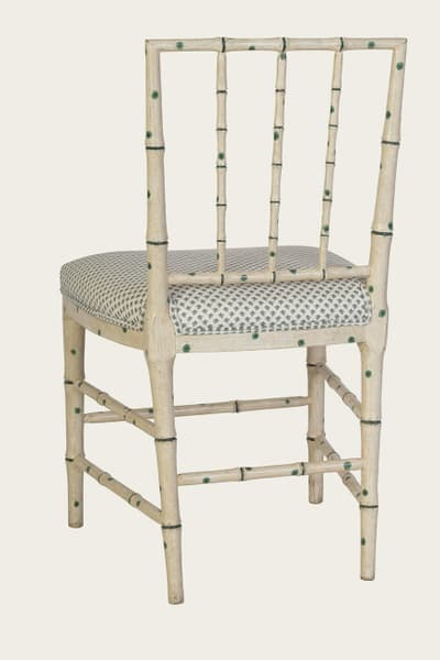 TRO026_38Gba – Faux Bamboo chair