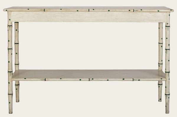 Tro090 38 – Faux bamboo console