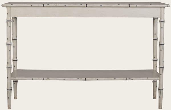 Tro090 38 B – Faux bamboo console