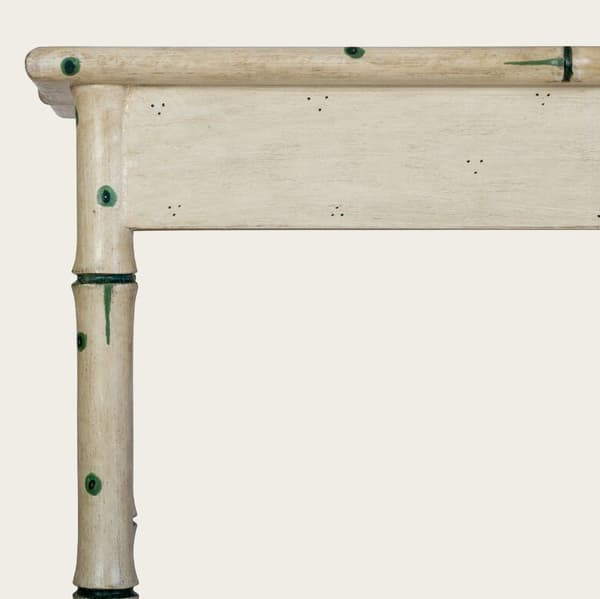 Tro090 38 D1 – Faux bamboo console