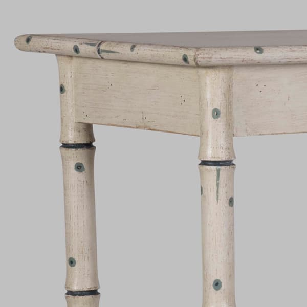 Tro090 38 Gd – Faux bamboo console