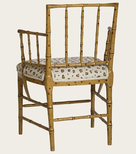 Mg 1937 – Faux bamboo armchair
