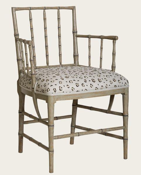 Mg 1942 – Faux bamboo armchair