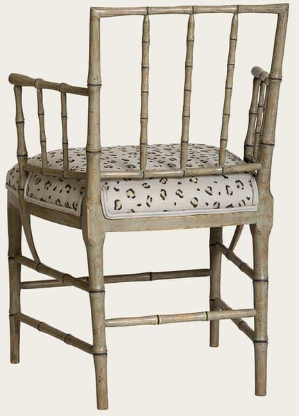 Mg 1947 – Faux bamboo armchair