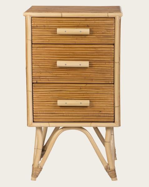Tro030A V2 1 – Split cane bedside table