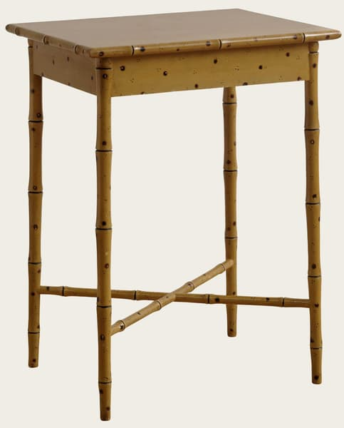 Tro080A – Faux bamboo side table