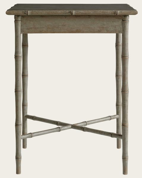 Tro080B – Faux bamboo side table