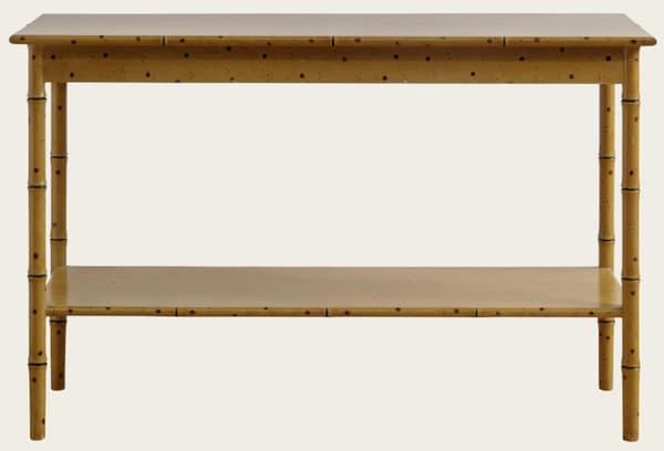 Tro090 – Faux bamboo console