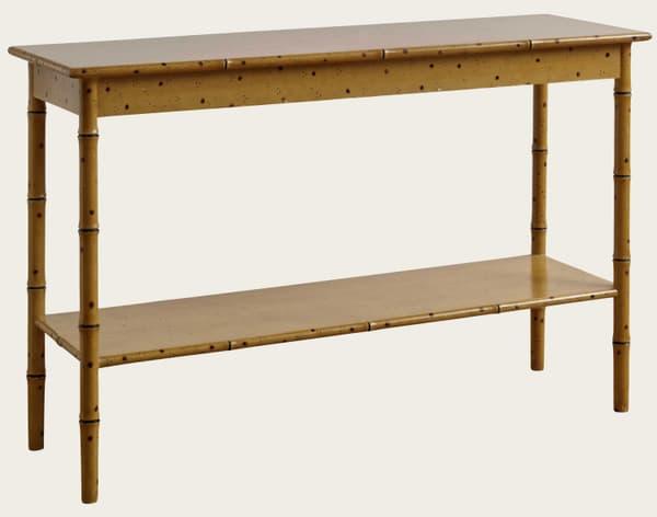 Tro090A – Faux bamboo console