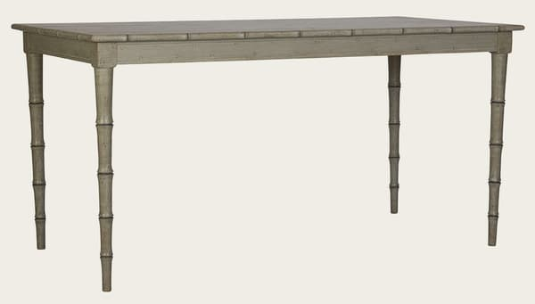 Tro102Ba 1 – Faux bamboo dining table
