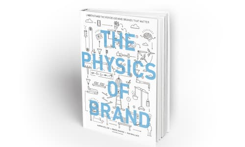 Author Interview The Physics of Brand