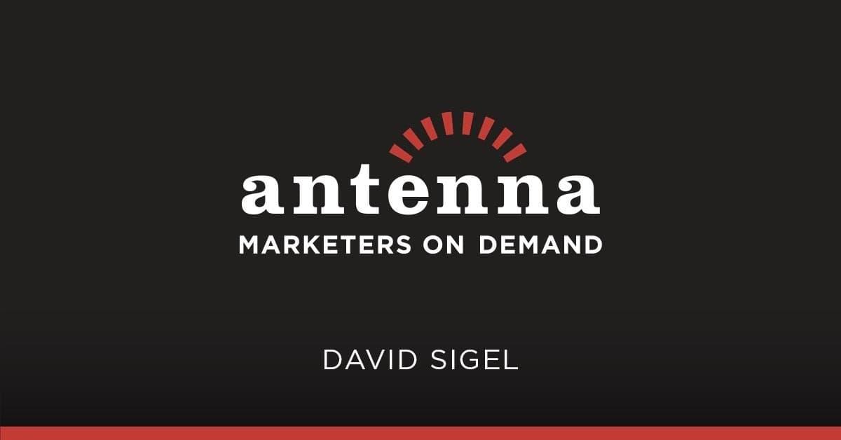 David Sigel on demand