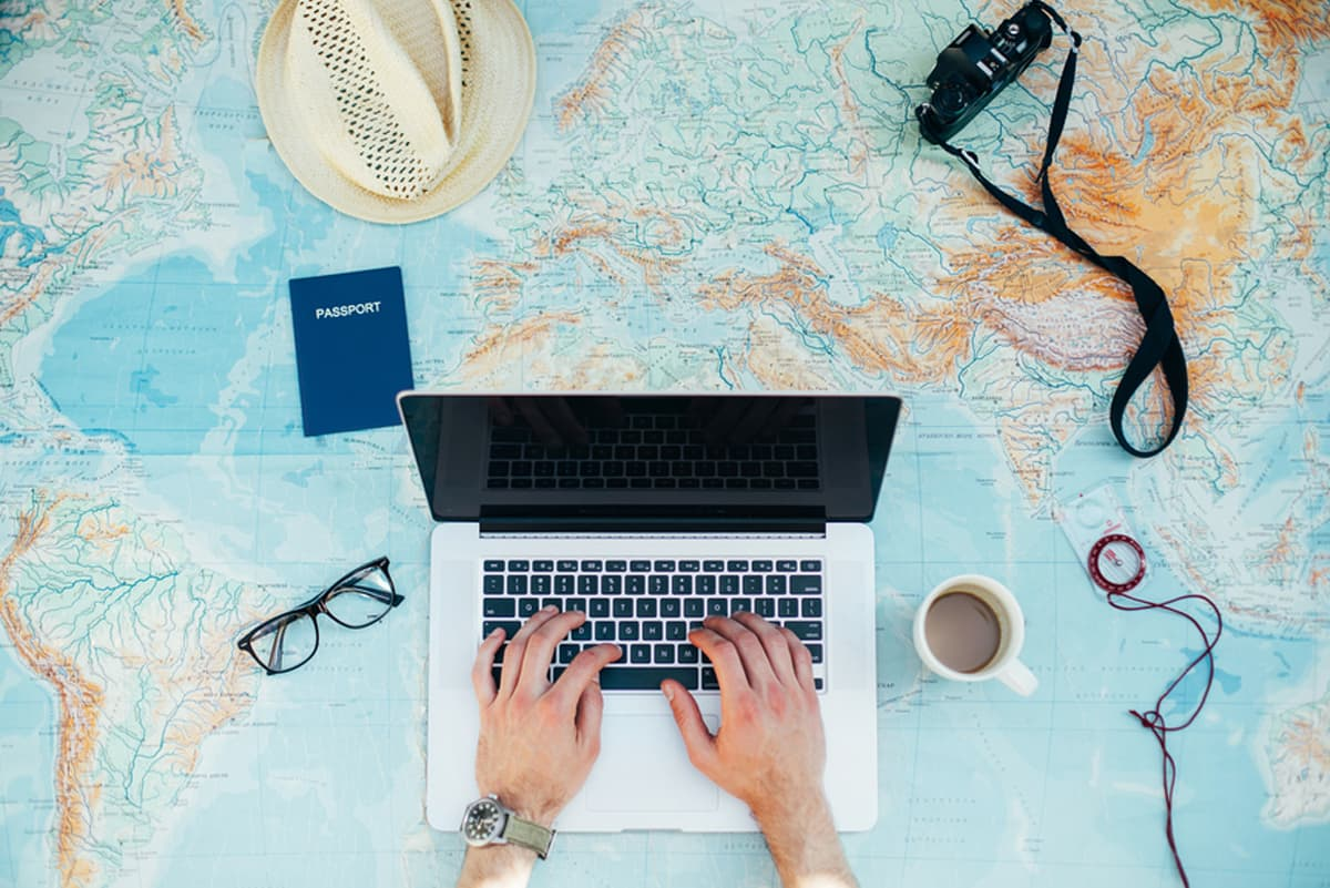 The Work We Do Balancing Work Life and World Travel