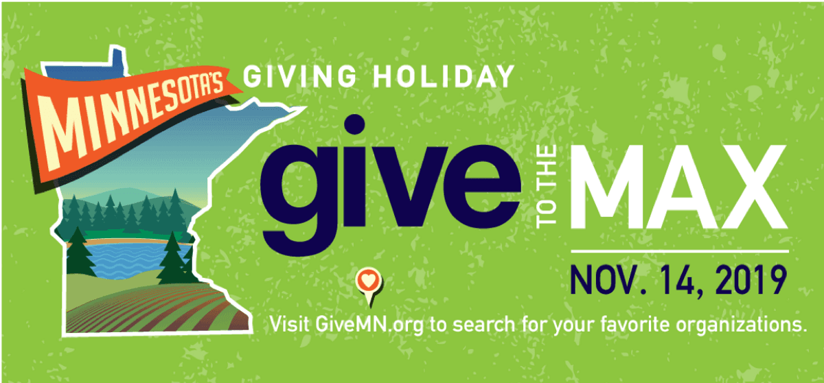 Give to the max day 1