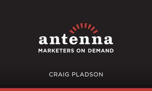 Marketer on demand craig pladson
