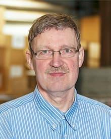 Profil billede af DBVVS' indehaver, Erik Nystrøm