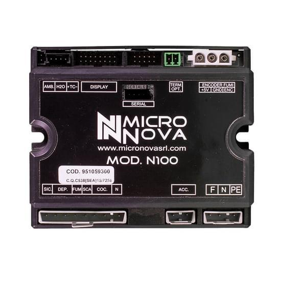 Styreboks til micro nova