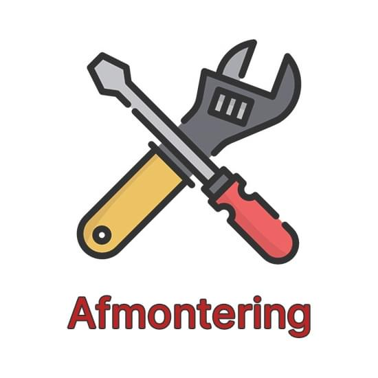 Afmontering