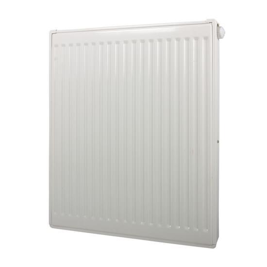 Demrad radiator med bundtilslutning type 11