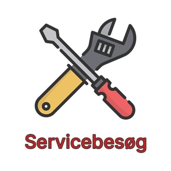 Servicebesøg