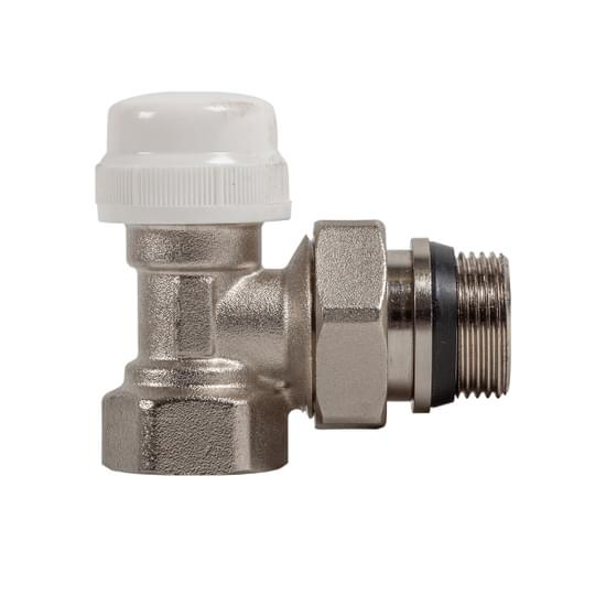 "Termostat ventil 3/4"" - Til gulvvarmesystem"