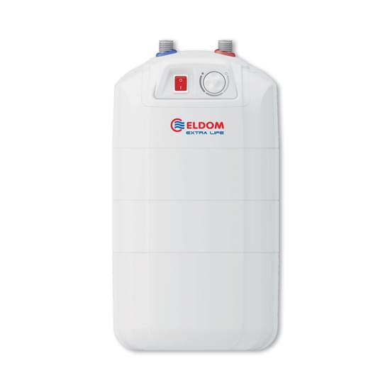 Varmtvandsbeholder til under håndvasken på 15 liter
