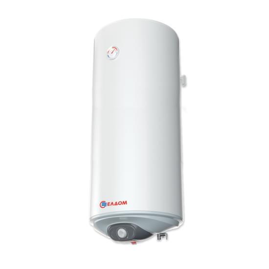 Væghængt varmtvandsbeholder 120 liter