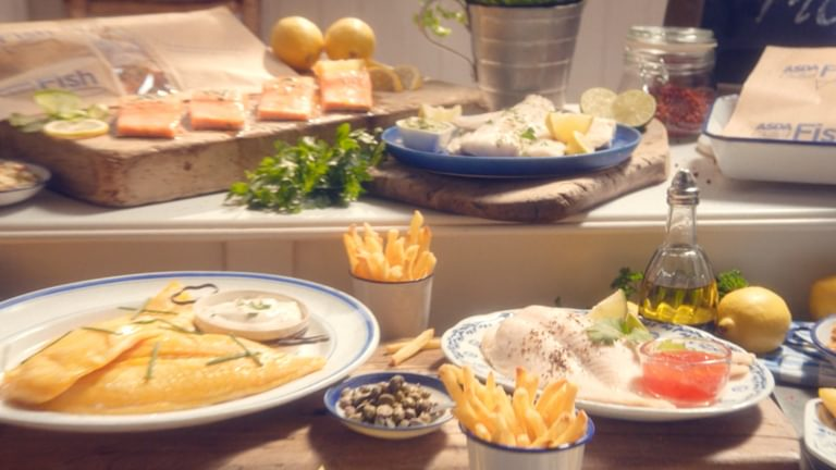 Asda Fish Made Simple