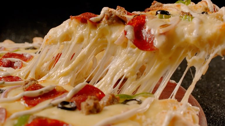 Pizza Hut Cheesey Twist
