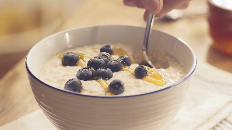 Sainsburys Porridge