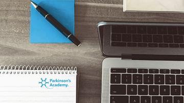Parkinson's Academy webinar