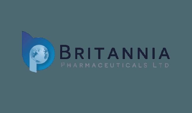Britannia Pharmaceuticals logo